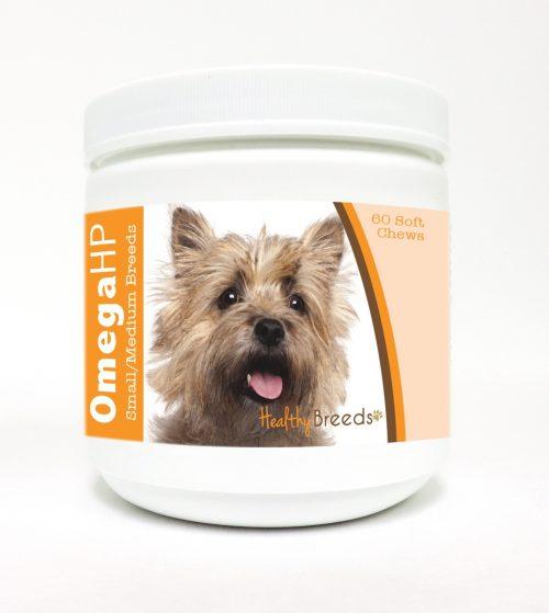 Healthy Breeds 840235104179 Omega-3 Fatty Acids Skin & Coat Soft Chews