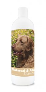 Healthy Breeds 840235105145 16 oz Chesapeake Bay Retriever Oatmeal Shampoo with Aloe
