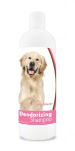 Healthy Breeds 840235107750 16 oz Golden Doodle Retriever Deodorizing Shampoo