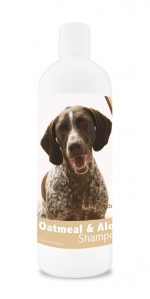 Healthy Breeds 840235108450 16 oz German Shorthaired Pointer Oatmeal Shampoo with Aloe