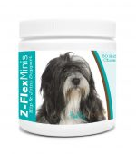 Healthy Breeds 840235110552 Lhasa Apso Z-Flex Minis Hip & Joint Support Soft Chews - 60 Count