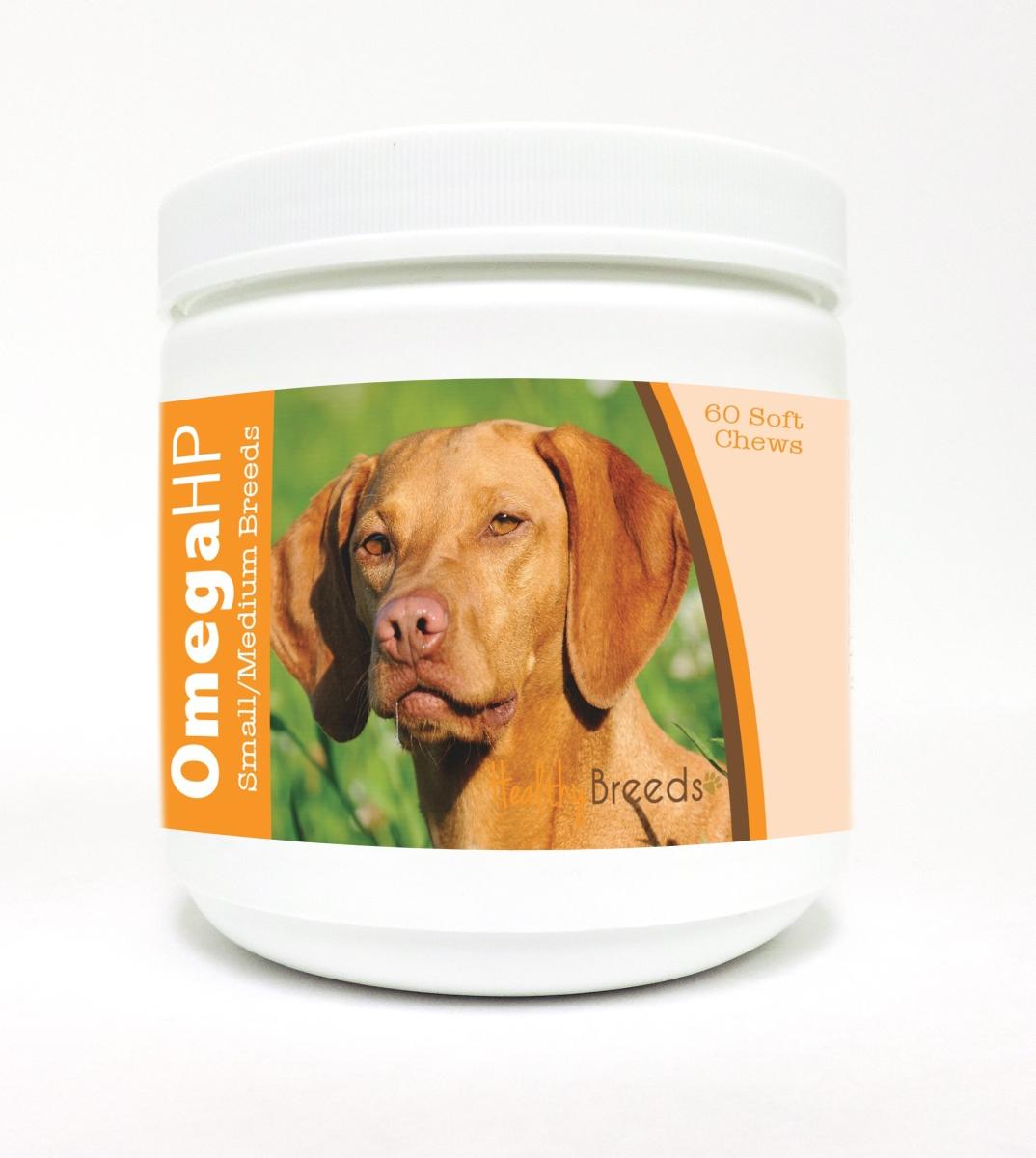 Healthy Breeds 840235115960 Omega-3 Fatty Acids Skin & Coat Soft Chews