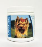 Healthy Breeds 840235117025 Yorkshire Terrier Z-Flex Minis Hip & Joint Support Soft Chews 60 Count