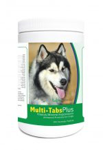 Healthy Breeds 840235121930 Siberian Husky Multi-Tabs Plus Chewable Tablets - 365 Count