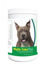 Healthy Breeds 840235122036 American Staffordshire Terrier Multi-Tabs Plus Chewable Tablets - 365 Count
