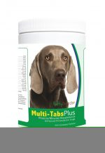 Healthy Breeds 840235122043 Weimaraner Multi-Tabs Plus Chewable Tablets - 365 Count