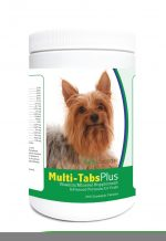 Healthy Breeds 840235122302 Silky Terrier Multi-Tabs Plus Chewable Tablets - 365 Count
