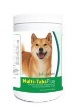 Healthy Breeds 840235122371 Shiba Inu Multi-Tabs Plus Chewable Tablets - 365 Count