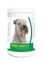 Healthy Breeds 840235122388 Soft Coated Wheaten Terrier Multi-Tabs Plus Chewable Tablets - 365 Count