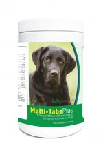 Healthy Breeds 840235122517 Labrador Retriever Multi-Tabs Plus Chewable Tablets - 365 Count