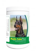 Healthy Breeds 840235122548 Doberman Pinscher Multi-Tabs Plus Chewable Tablets - 365 Count