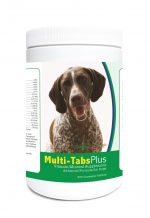 Healthy Breeds 840235122944 German Shorthaired Pointer Multi-Tabs Plus Chewable Tablets - 365 Count