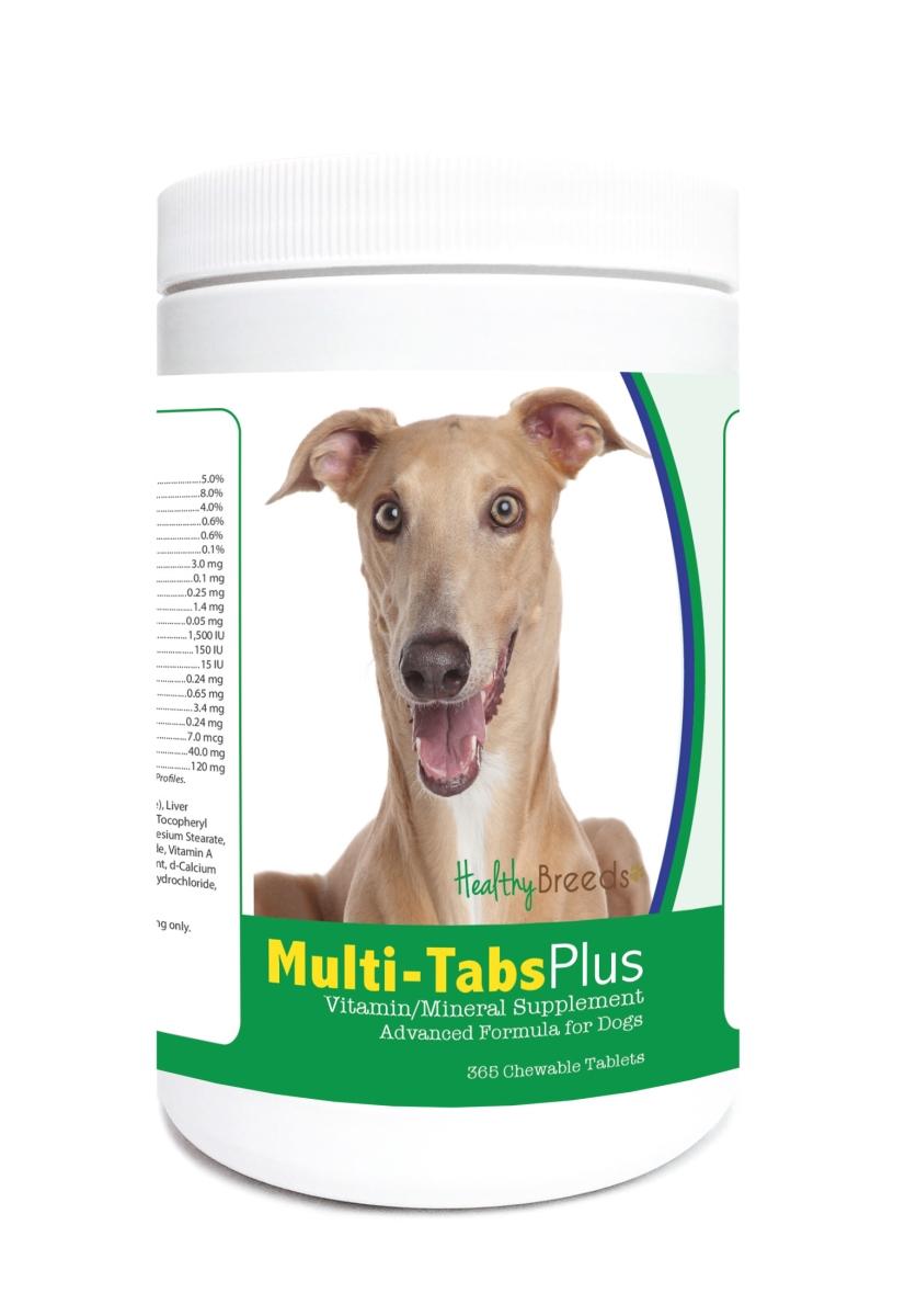 Healthy Breeds 840235122951 Italian Greyhound Multi-Vitamin Tablets - 365 Count