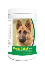 Healthy Breeds 840235123415 German Shepherd Multi-Tabs Plus Chewable Tablets - 365 Count