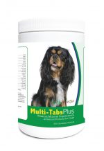 Healthy Breeds 840235123514 Cavalier King Charles Spaniel Multi-Tabs Plus Chewable Tablets - 365 Count