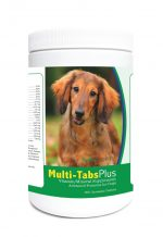 Healthy Breeds 840235123828 Dachshund Multi-Tabs Plus Chewable Tablets - 365 Count