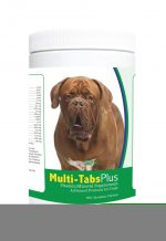Healthy Breeds 840235123927 Dogue de Bordeaux Multi-Tabs Plus Chewable Tablets - 365 Count