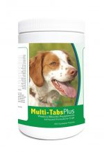Healthy Breeds 840235124030 Brittany Multi-Tabs Plus Chewable Tablets - 365 Count