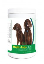 Healthy Breeds 840235124054 Irish Setter Multi-Tabs Plus Chewable Tablets - 365 Count