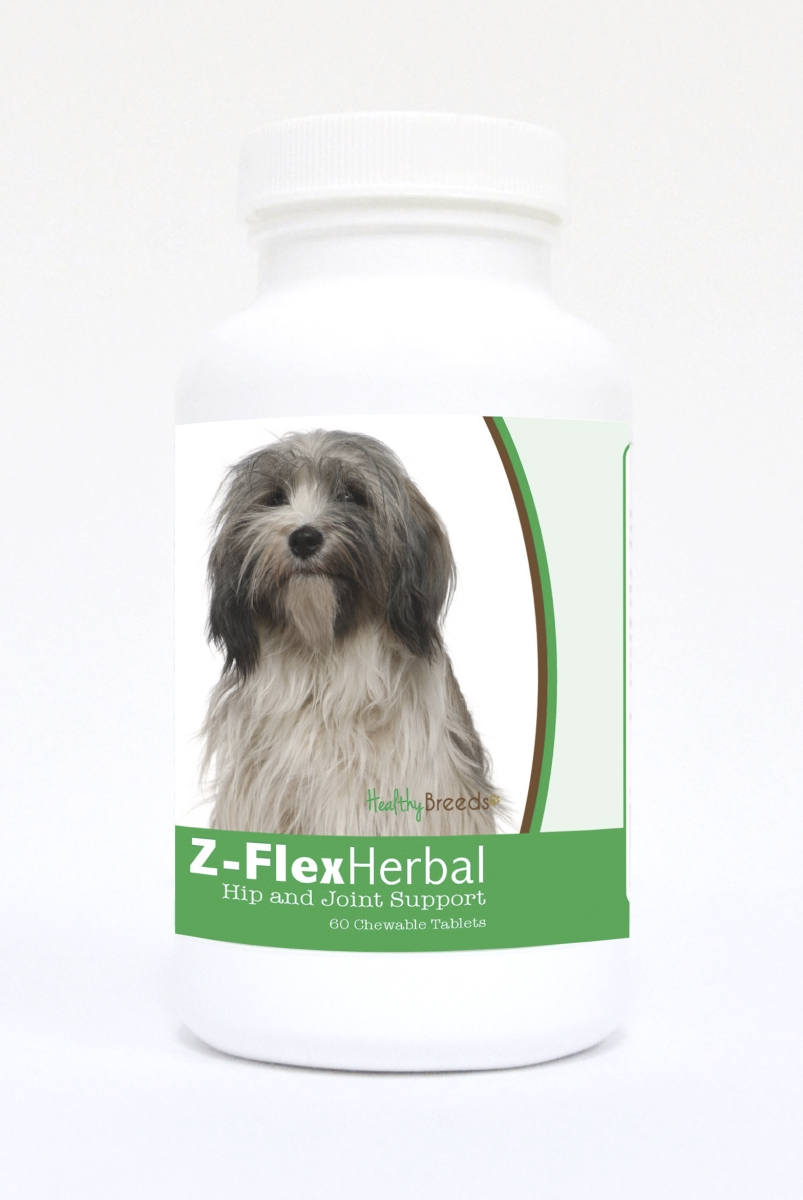 Healthy Breeds 840235125945 Tibetan Terrier Natural Joint Support Chewable Tablets - 60 Count
