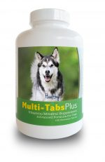 Healthy Breeds 840235139713 Alaskan Malamute Multi-Tabs Plus Chewable Tablets - 180 Count