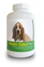 Healthy Breeds 840235139751 Basset Hound Multi-Tabs Plus Chewable Tablets - 180 Count