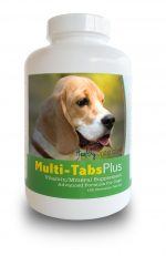 Healthy Breeds 840235139799 Beagle Multi-Tabs Plus Chewable Tablets - 180 Count