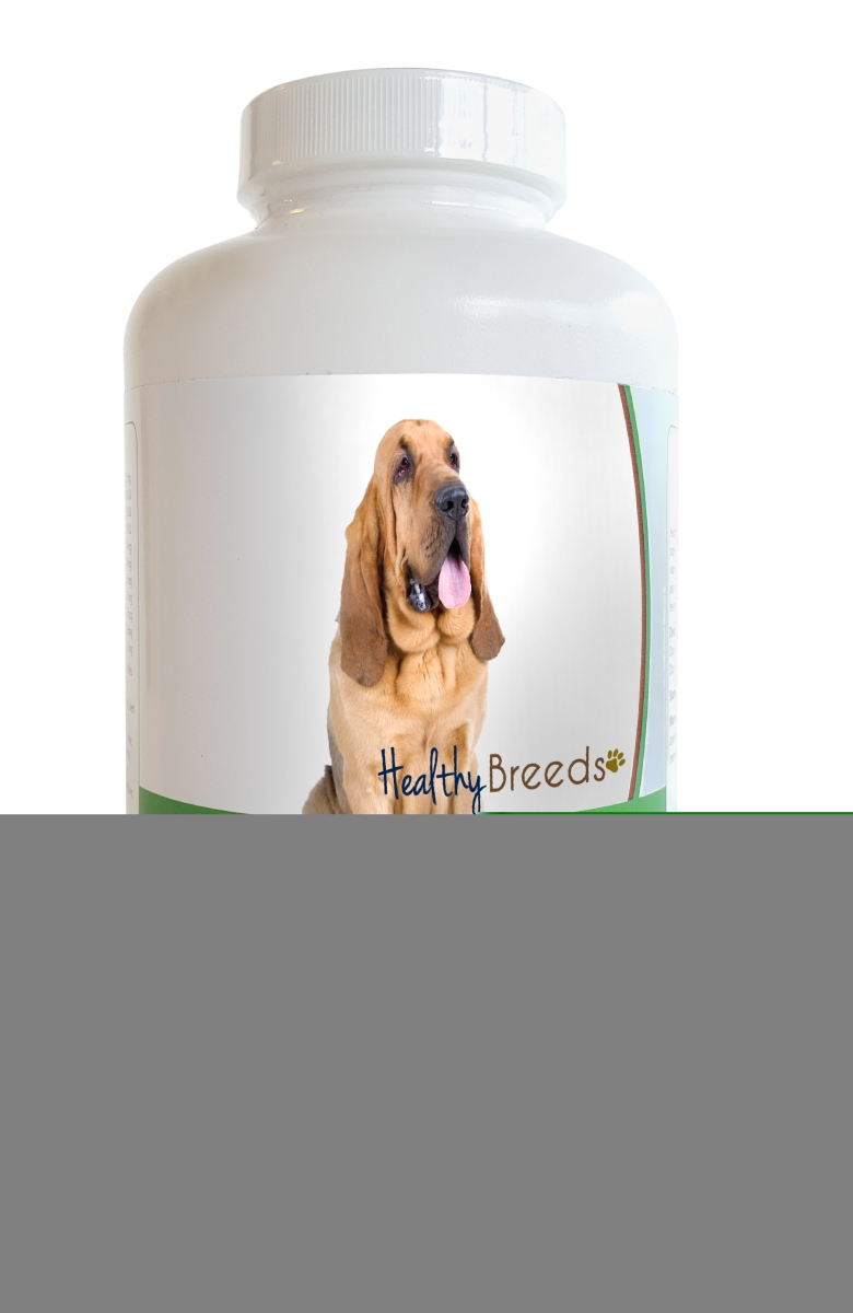 Healthy Breeds 840235139843 Bloodhound Multi-Tabs Plus Chewable Tablets - 180 Count