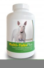 Healthy Breeds 840235139928 Bull Terrier Multi-Tabs Plus Chewable Tablets - 180 Count
