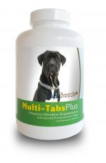 Healthy Breeds 840235139959 Cane Corso Multi-Tabs Plus Chewable Tablets - 180 Count