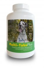 Healthy Breeds 840235140108 Great Dane Multi-Tabs Plus Chewable Tablets - 180 Count