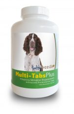 Healthy Breeds 840235140177 English Springer Spaniel Multi-Tabs Plus Chewable Tablets - 180 Count