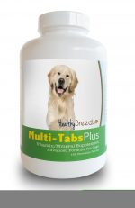 Healthy Breeds 840235140238 Golden Retriever Multi-Tabs Plus Chewable Tablets - 180 Count