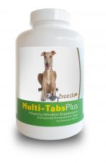 Healthy Breeds 840235140320 Italian Greyhound Multi-Tabs Plus Chewable Tablets - 180 Count