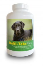 Healthy Breeds 840235140399 Labrador Retriever Multi-Tabs Plus Chewable Tablets - 180 Count