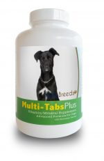 Healthy Breeds 840235140498 Mutt Multi-Tabs Plus Chewable Tablets 180 Count