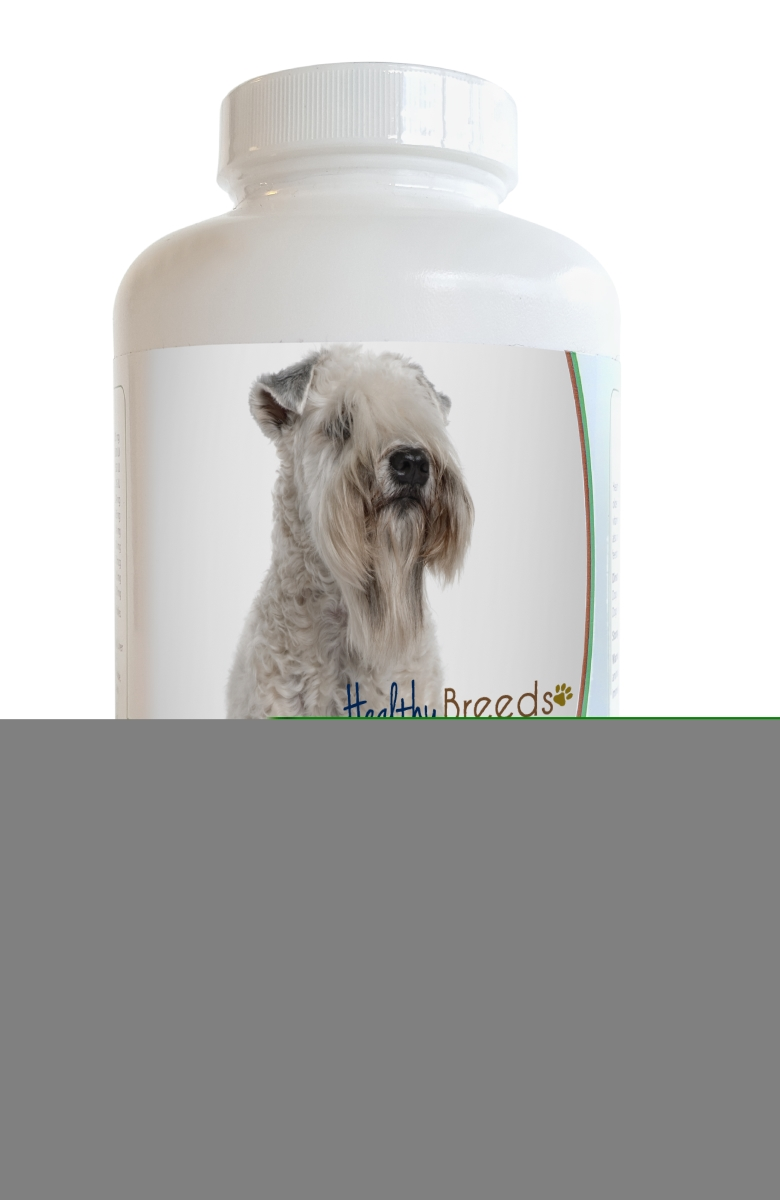 Healthy Breeds 840235140726 Soft Coated Wheaten Terrier Multi-Tabs Plus Chewable Tablets 180 Count