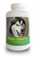 Healthy Breeds 840235140757 Siberian Husky Multi-Tabs Plus Chewable Tablets 180 Count