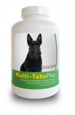 Healthy Breeds 840235140801 Scottish Terrier Multi-Tabs Plus Chewable Tablets 180 Count