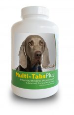 Healthy Breeds 840235140863 Weimaraner Multi-Tabs Plus Chewable Tablets 180 Count