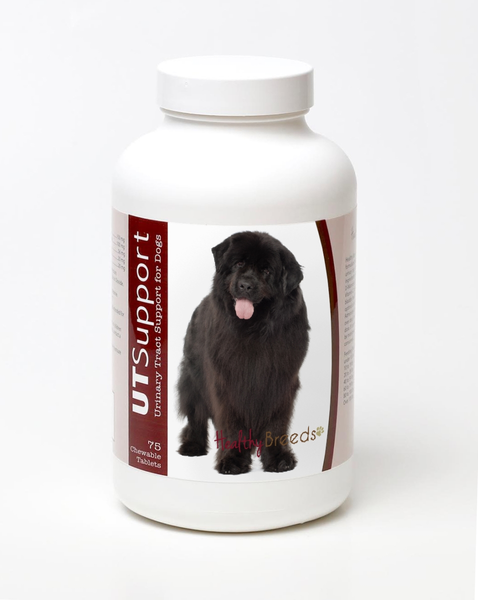 Healthy Breeds 840235143628 Newfoundland Cranberry Chewables - 75 Count