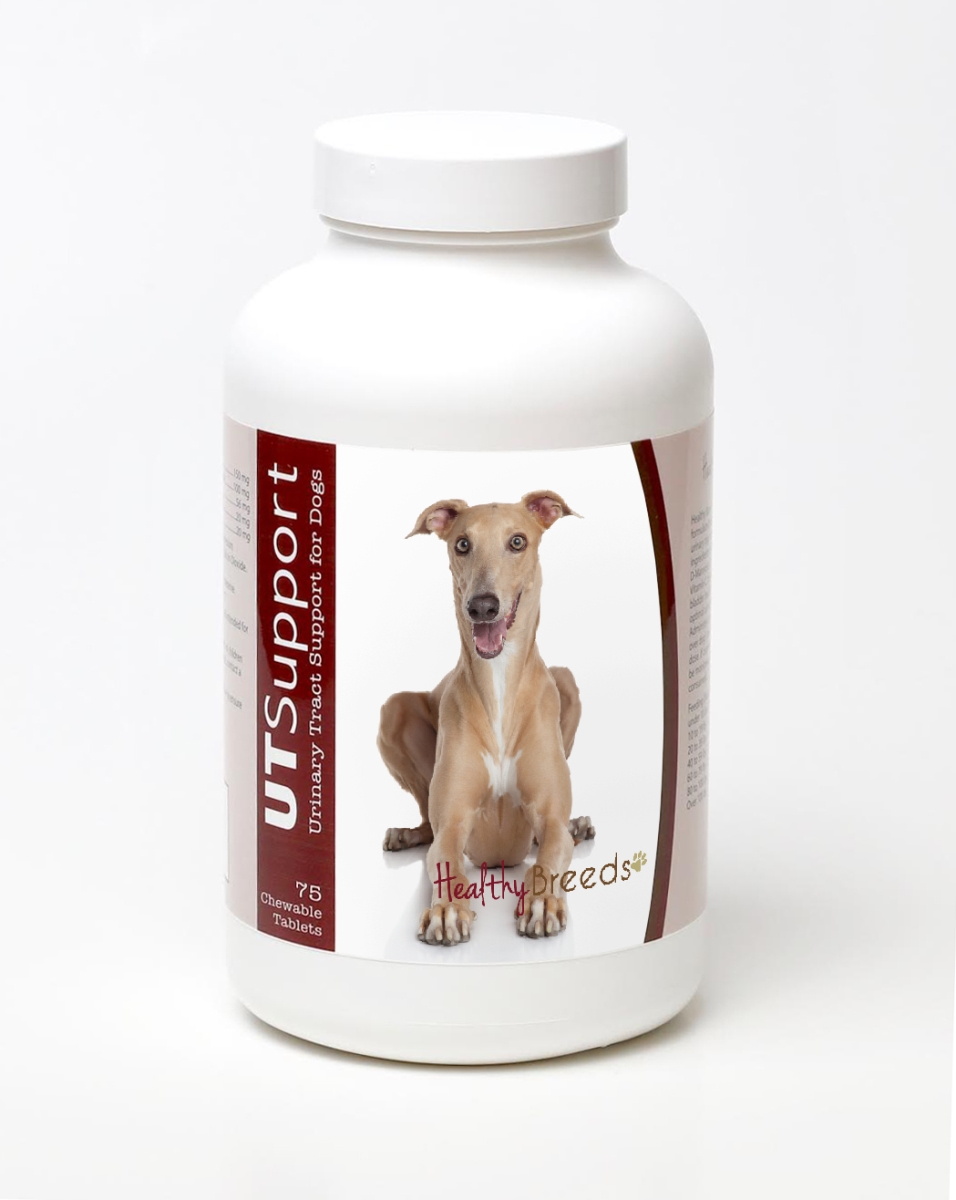 Healthy Breeds 840235144243 Italian Greyhound Cranberry Chewables - 75 Count