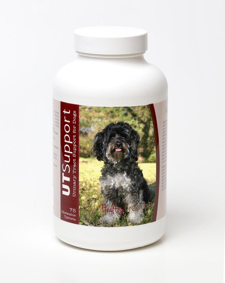 Healthy Breeds 840235144625 Maltipoo Cranberry Chewables - 75 Count