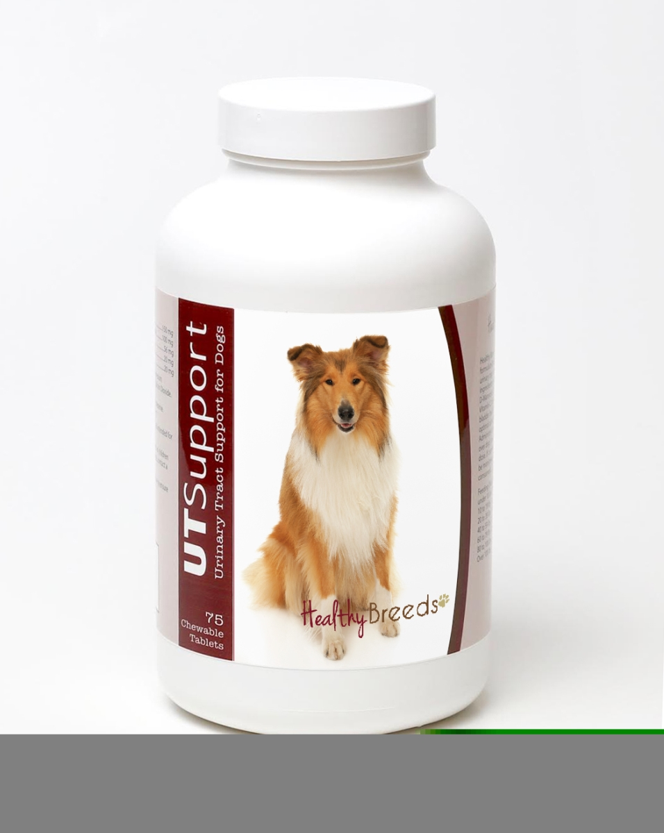 Healthy Breeds 840235144700 Collie Cranberry Chewables - 75 Count