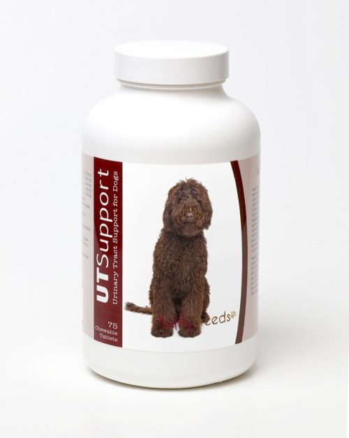 Healthy Breeds 840235144731 Labradoodle Cranberry Chewables - 75 Count