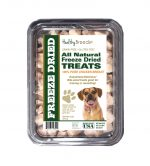 Healthy Breeds 840235146001 8 oz Puggle All Natural Freeze Dried Treats Chicken Breast