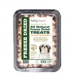 Healthy Breeds 840235146056 8 oz Shih Tzu All Natural Freeze Dried Treats Chicken Breast