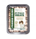 Healthy Breeds 840235146186 8 oz Japanese Chin All Natural Freeze Dried Treats Chicken Breast