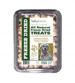 Healthy Breeds 840235146322 8 oz English Setter All Natural Freeze Dried Treats Chicken Breast