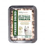 Healthy Breeds 840235146346 8 oz Samoyed All Natural Freeze Dried Treats Chicken Breast